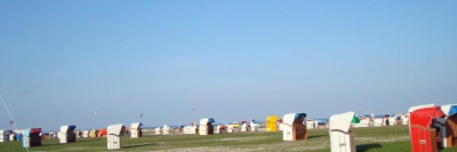 Ostern in Schillig an der Nordsee